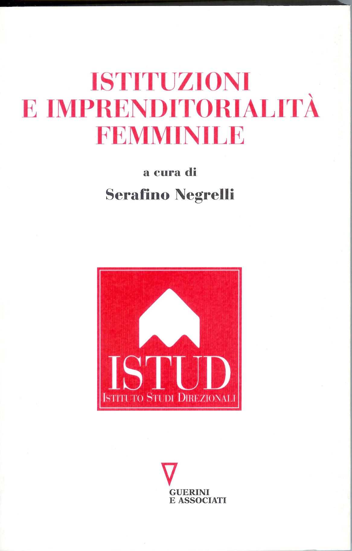 Istituzioni e imprenditorialità femminile