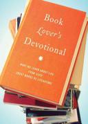 Book Lover's Devotional