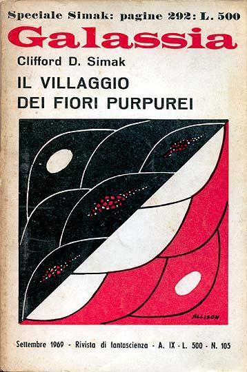Simak - Il villaggio dei fiori purpurei