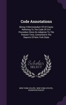 Code Annotations