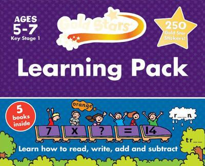 Gold Stars Ks1 Workbook Pack
