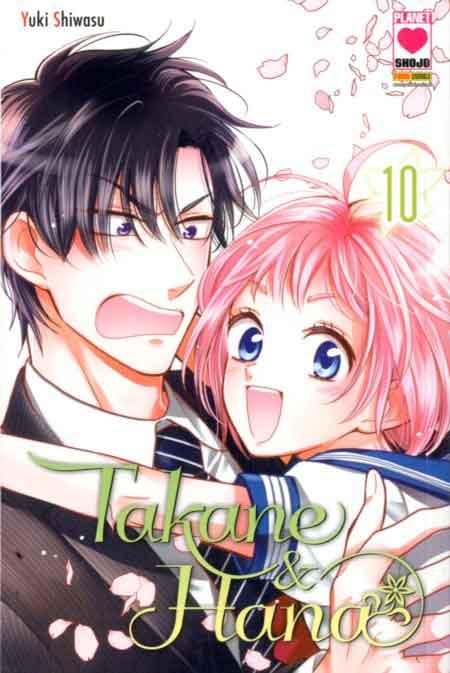 Takane & Hana vol. 10
