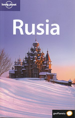 Lonely Planet Rusia