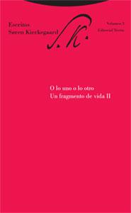 Escritos de Soren Kierkegaard