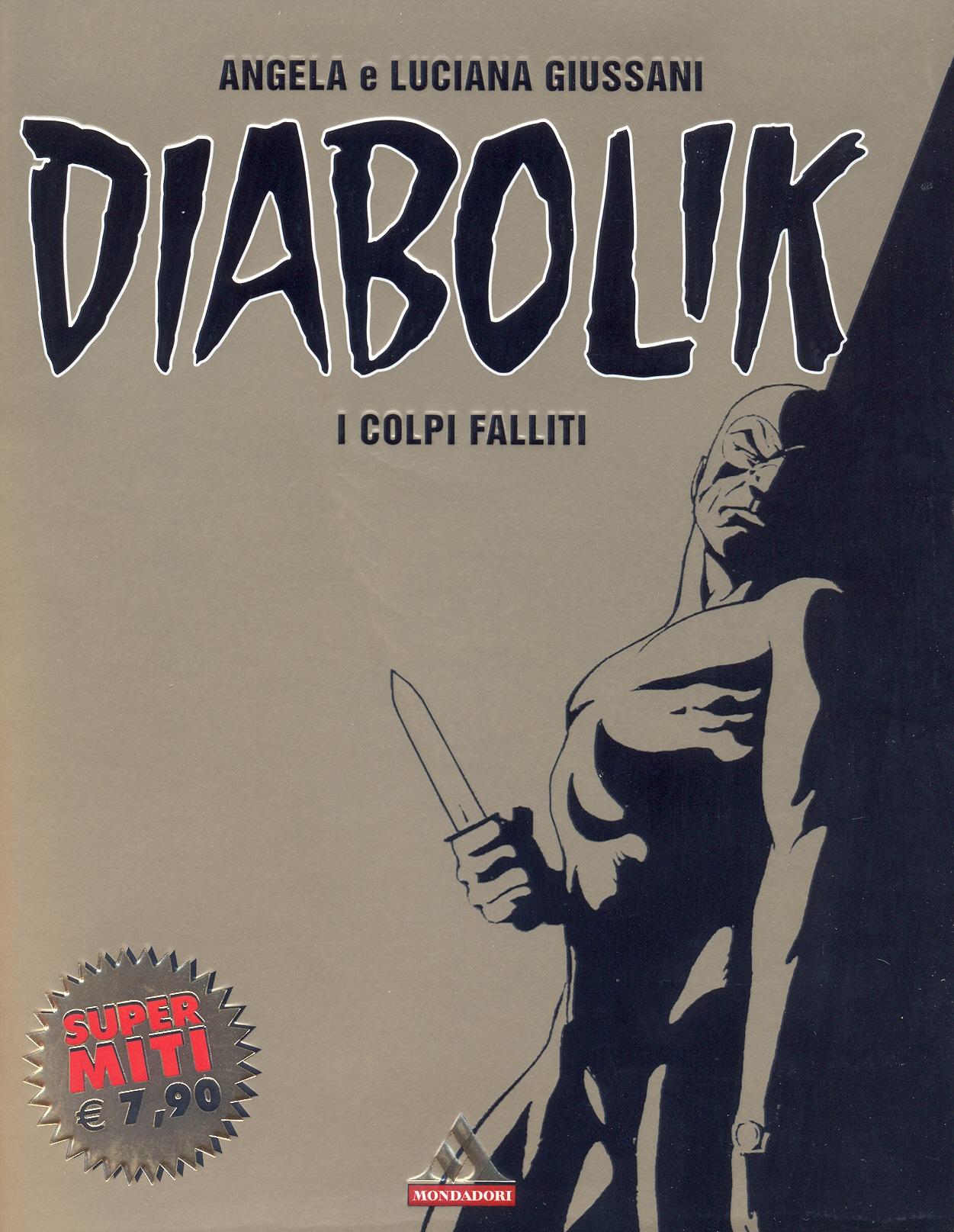 Diabolik: i colpi falliti