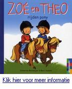 Zoé en Theo rijden ...