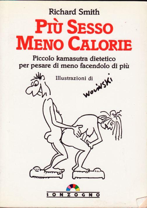 Più sesso meno calorie