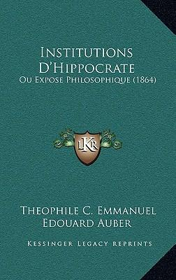 Institutions D'Hippocrate