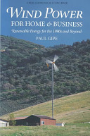 Wind Power for Home and Business