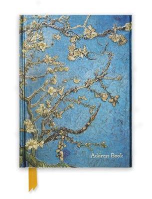 Van Gogh Almond Blossom Address Book