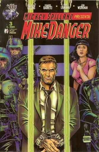 Mike Danger n. 3