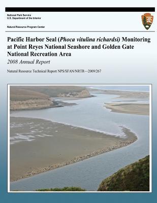 Pacific Harbor Seal Phoca Vitulina Richardsi