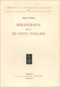 Bibliografia degli ex-voto italiani