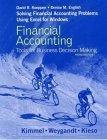 Financial Accounting, Solving Financial Accounting Problems Using Excel Workbook