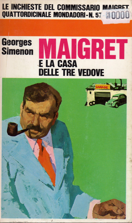 Maigret e la casa delle Tre Vedove