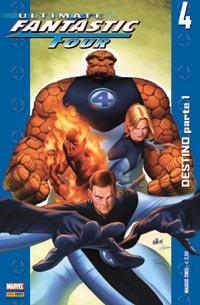 Ultimate Fantastic Four n. 4