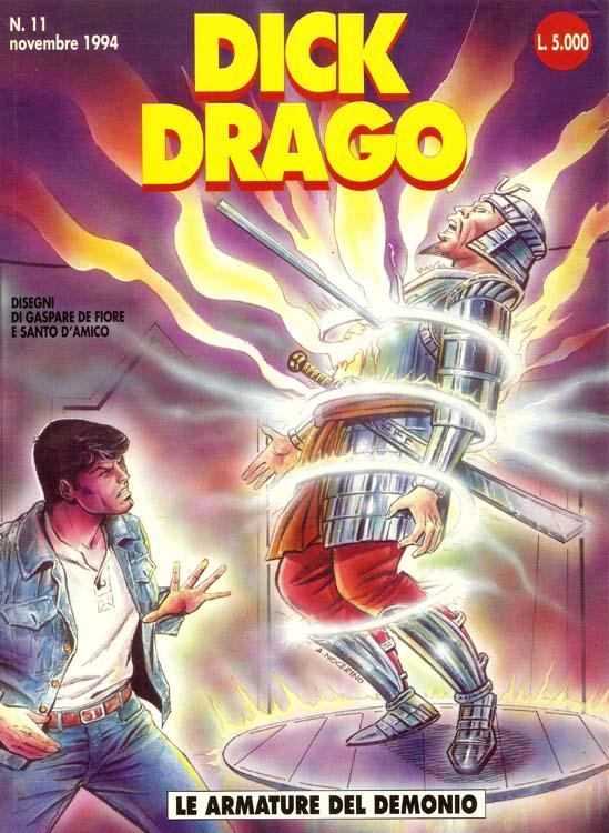 Dick Drago n. 11