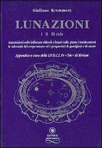 Lunazioni I, II, III ciclo