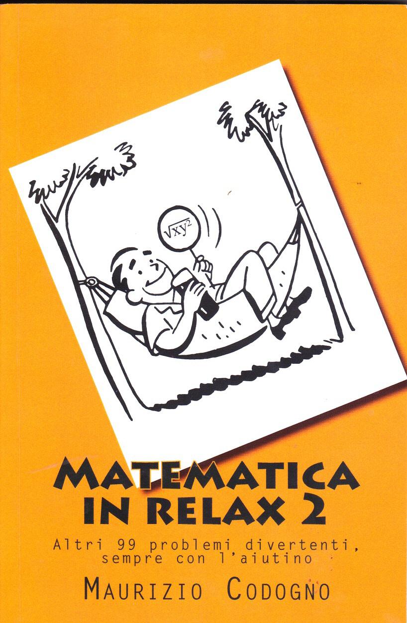Matematica in relax ...