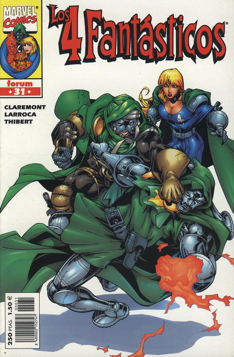 Los 4 Fantásticos Vol.3 #31 (de 34)