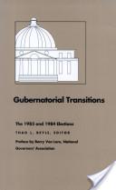 Gubernatorial Transitions