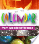 Calendar of Historical Events, Births, Holidays and Observances
