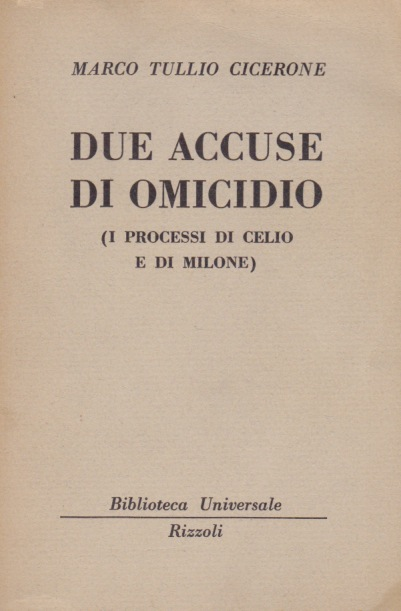 Due accuse di omicid...