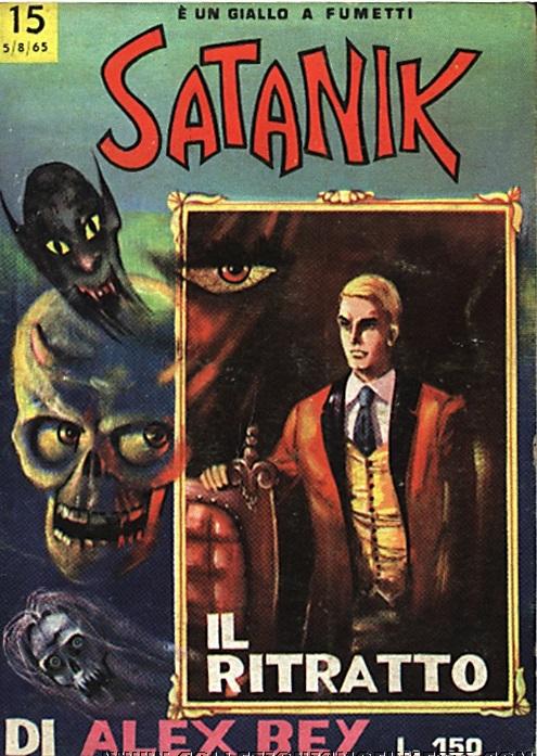 Satanik n. 15