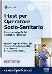 I test per operatore socio-sanitario
