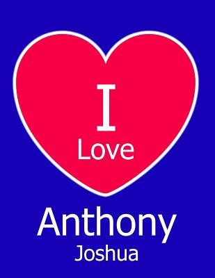 I Love Anthony Joshua