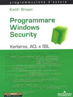 Programmare Windows Security