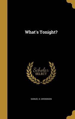 What's Tonight?