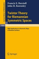 Twistor theory for Riemannian symmetric spaces