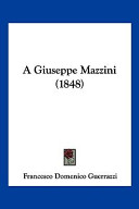A Giuseppe Mazzini (...