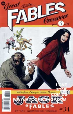Jack of Fables n. 34