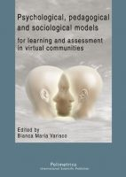 Psychological, pedagogical and sociological models for learning and assessment in virtual communities