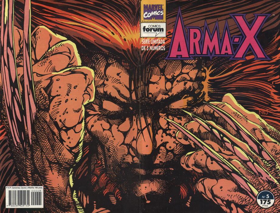 Arma-X Vol.1 #5 (de ...