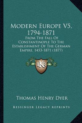 Modern Europe V5, 17...