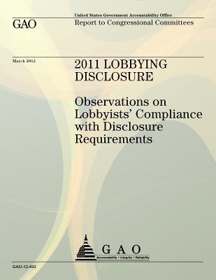 2011 Lobbying Disclosure