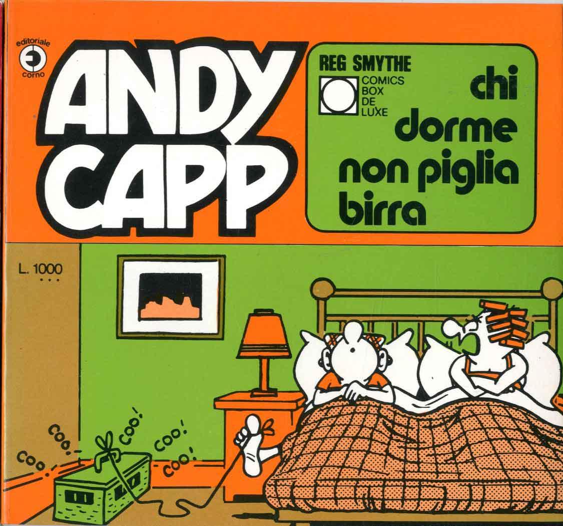 Andy Capp: chi dorme...