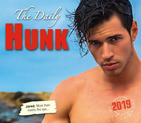 The Daily Hunk 2019 Calendar