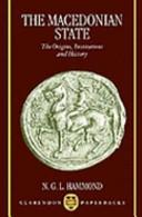 The Macedonian State