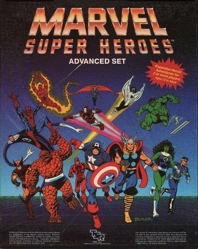 Marvel Super Heroes,...