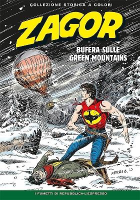 Zagor collezione storica a colori n. 174