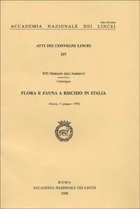 Flora e fauna a rischio in Italia