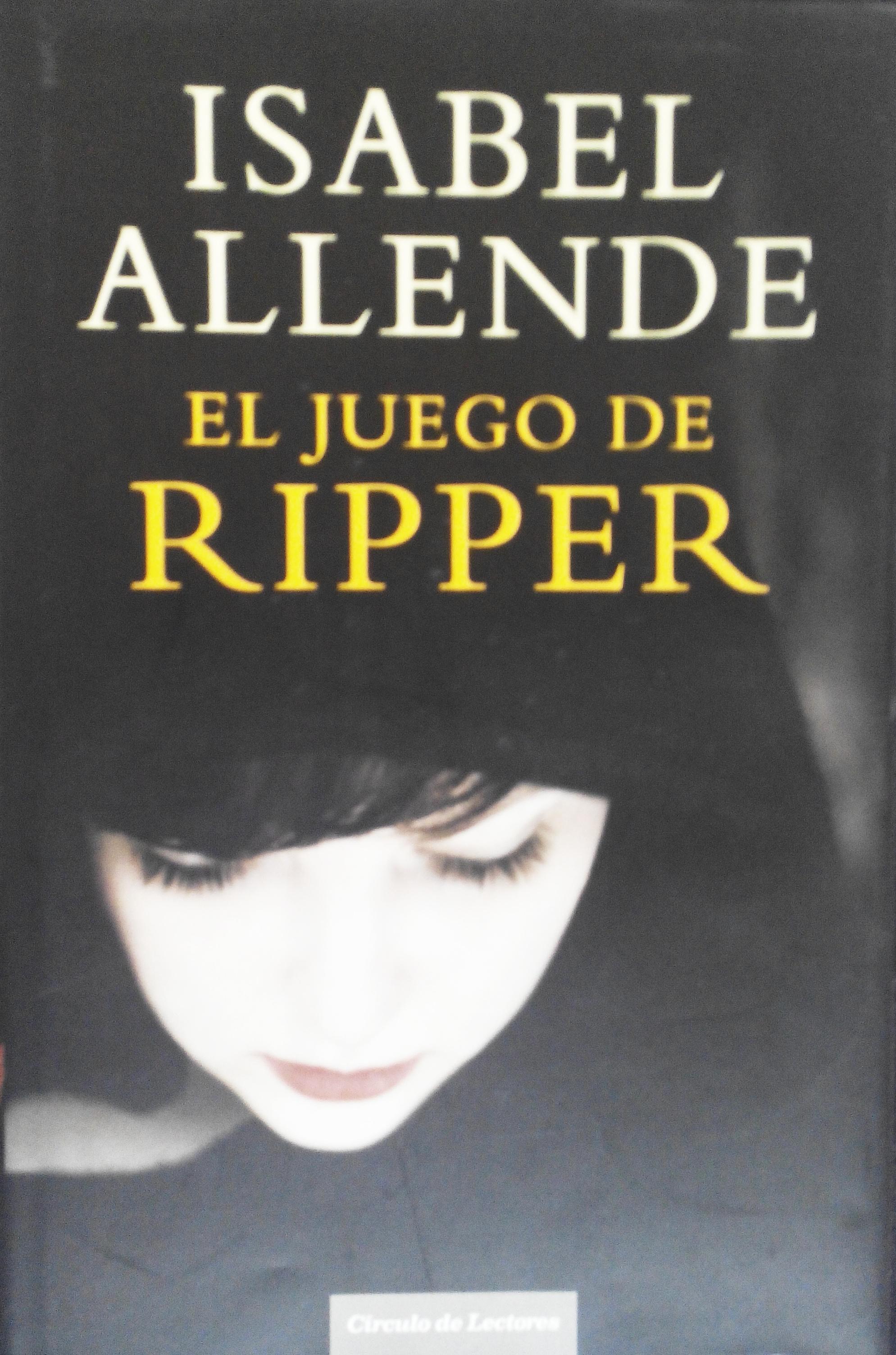 El juego de Ripper