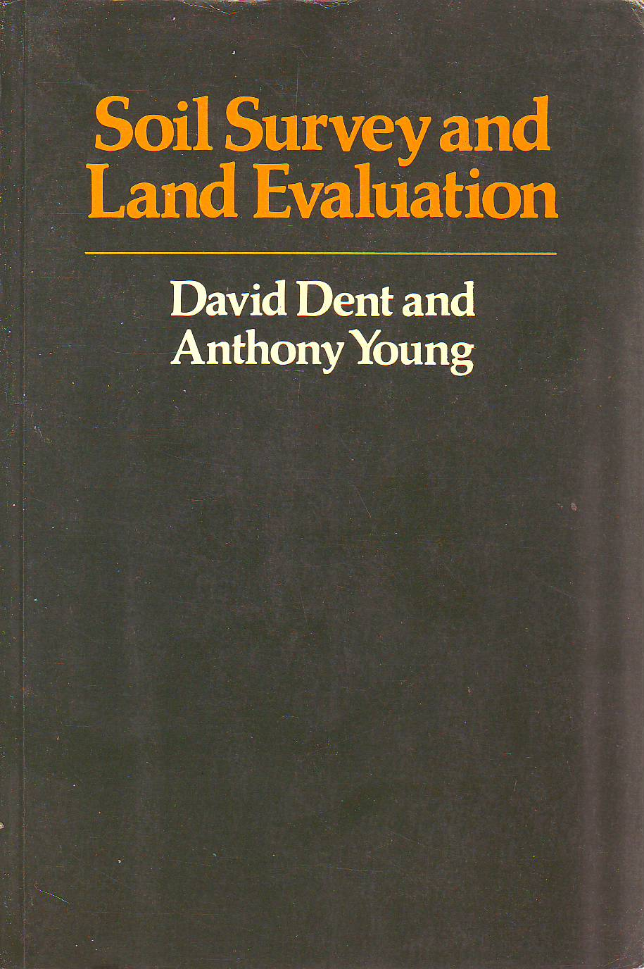 Soil Survey and Land Evaluation
