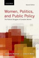 Women, Politics, and Public Policy