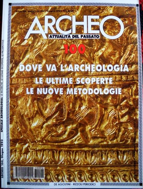 Archeo attualità del passato n. 100