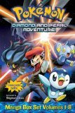 Pokémon Diamond and Pearl Adventure! Box Set
